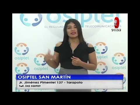 OSIPTEL: PROCESO DE PORTABILIDAD NUMÉRICA