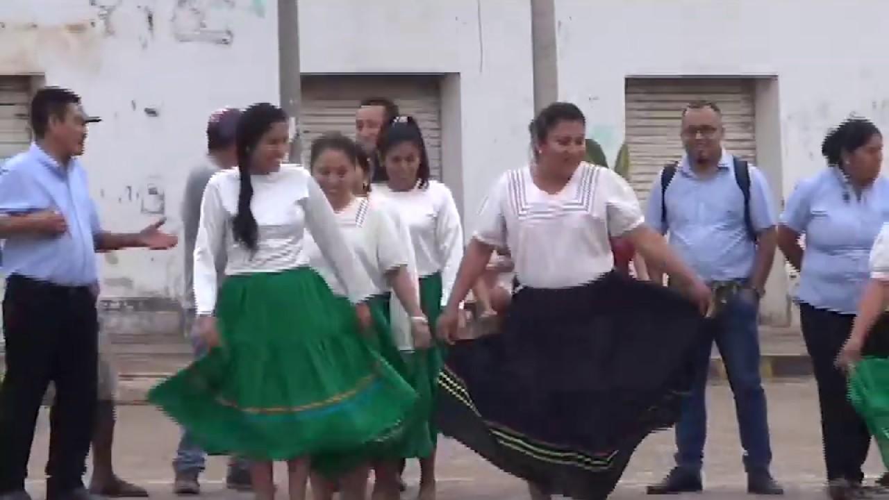 En Picota inicia fiesta patronal Virgen del Perpetuo Socorro
