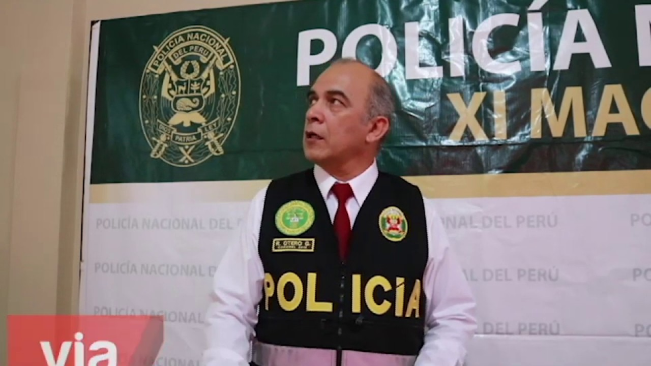 PNP presenta resultados de diversos operativos en Tarapoto, Morales y La Banda de Shilcayo