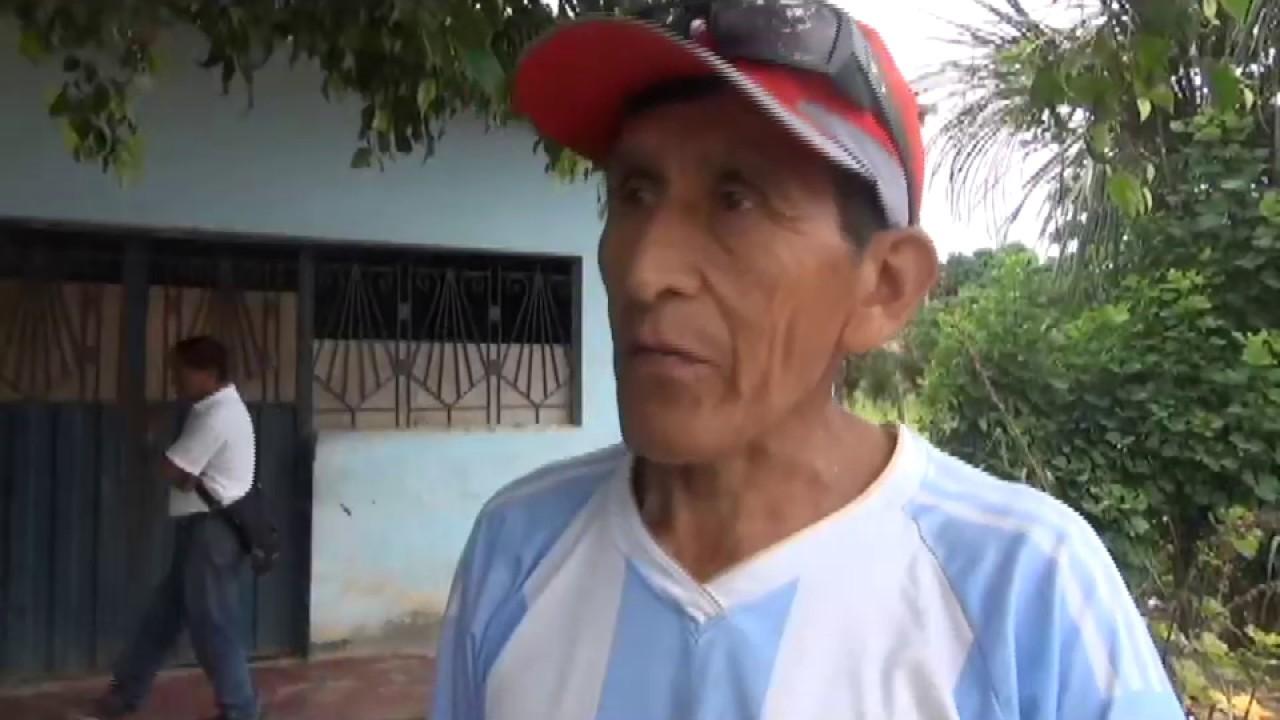 Pobladores de la planicie declaran en emergencia esa zona por falta de agua y desagüe