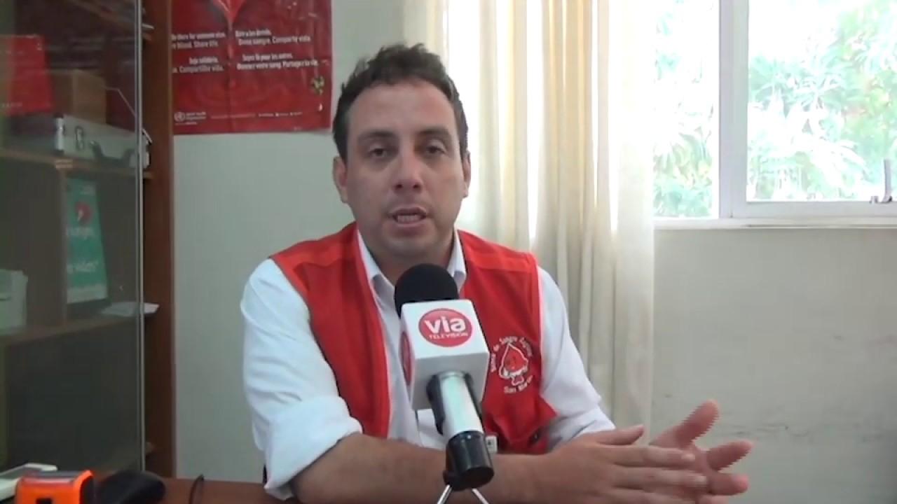 Preocupa ausencia de donantes voluntarios de sangre en la región San Martín