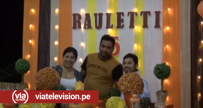 Tarapoto: pastelería Rauletti celebra su quinto aniversario