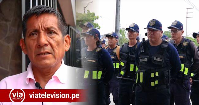 Mayor en retiro asume subgerencia de seguridad ciudadana de Tarapoto