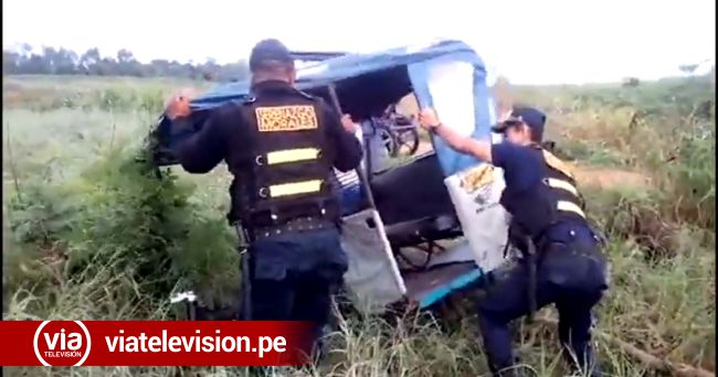 Se incrementa hurto de mototaxis en Tarapoto, Morales y Banda Shilcayo