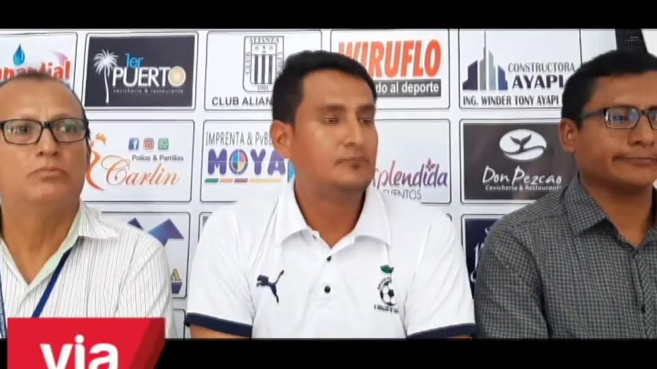 Técnicos de Alianza Lima buscan niños talentos en el fútbol tarapotino