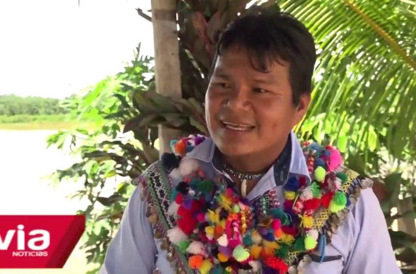 Acusan a ex dirigente de AIDESEP en Alto Amazonas