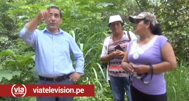 Colocarán alumbrado público en vía de acceso a Villa Autónoma