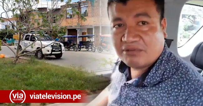 Tarapoto: asaltan y roban 16 mil soles a empresario a plena luz del día