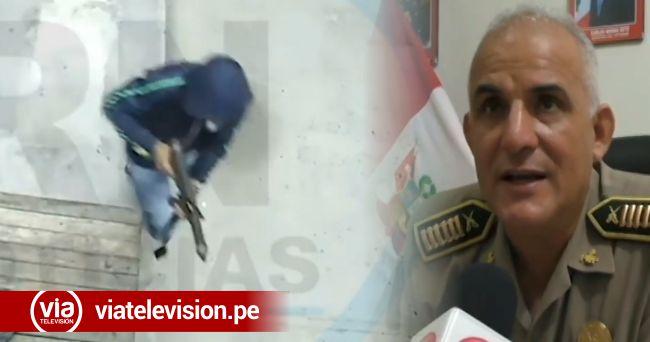 Yurimaguas: policía detiene a presuntos asaltantes de grifos