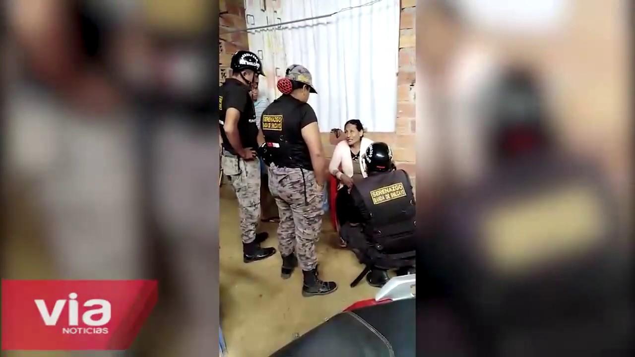 La Banda de Shilcayo: encuentran a mujer que fue reportada como desaparecida