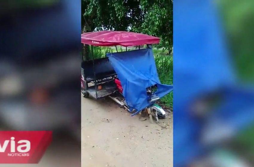 Continúa ola de robos de vehículos en La Banda de Shilcayo