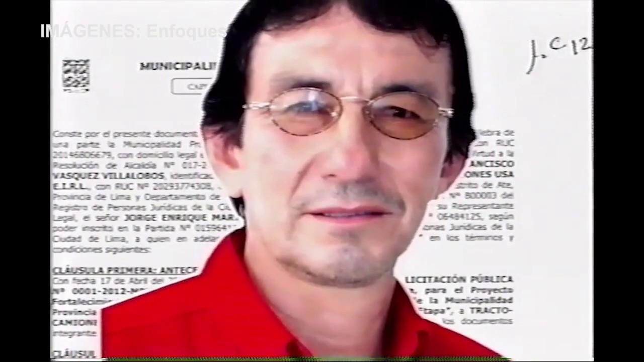 En diciembre decidirán si confirma condena contra ex alcalde Mardonio del Castillo