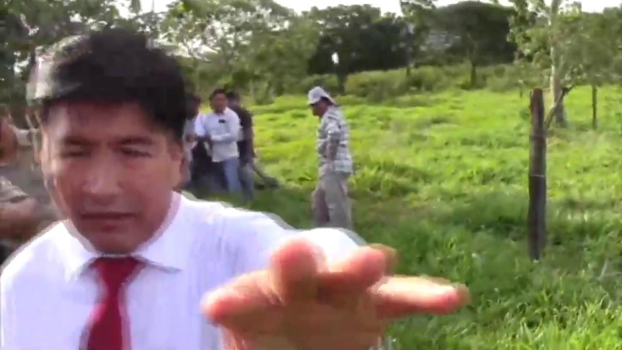 Fiscal suspende diligencia de constatación por presencia de periodistas