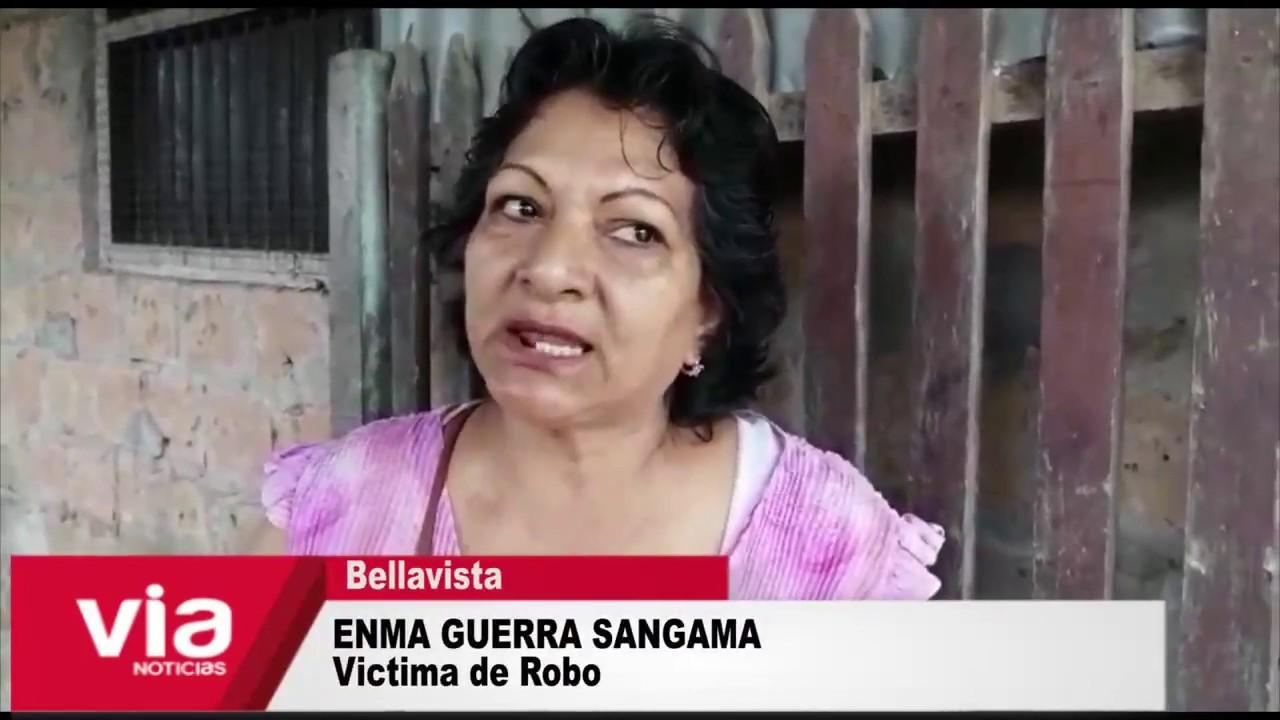 Se incrementan los robos de vivienda en la ciudad de Bellavista