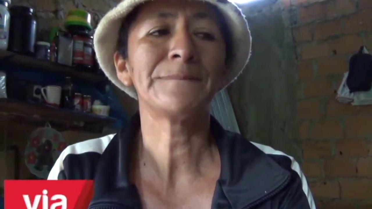 Madre de familia clama ayuda para su hijo que padece parálisis cerebral
