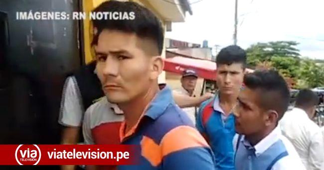 Yurimaguas: prisión preventiva contra presuntos asaltantes de carreteras