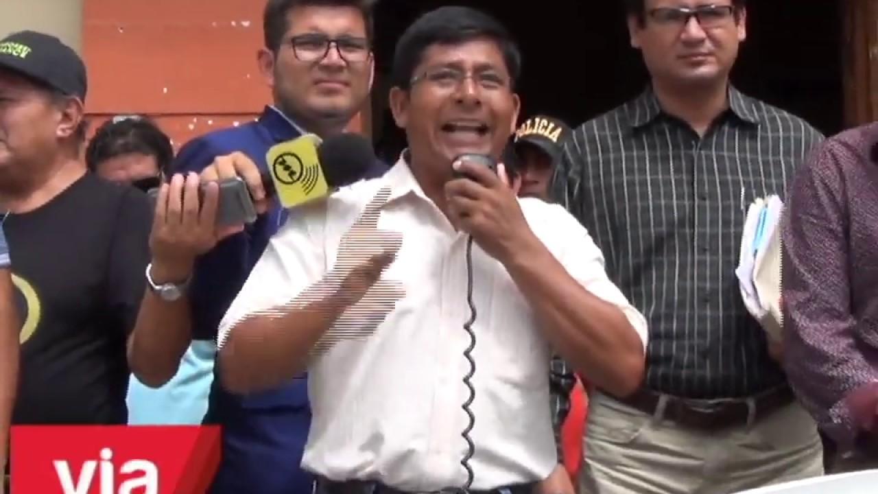 Pobladores del centro poblado El Wayku exigen proyecto de saneamiento básico