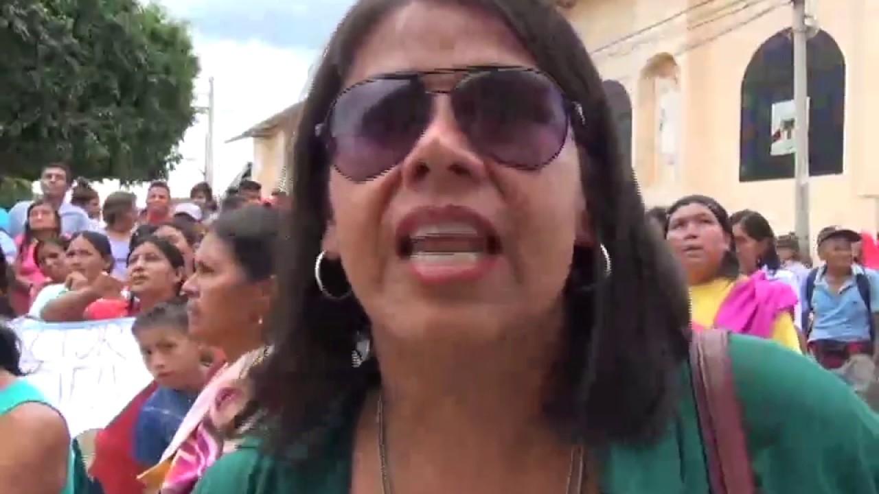 Lamas: regidora solicitará garantías personales porque viene recibiendo amenazas