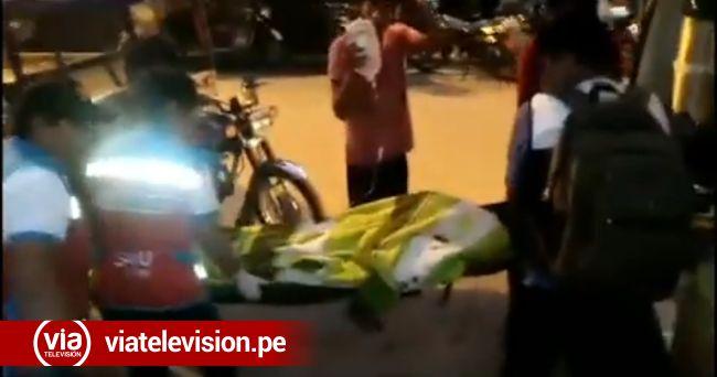 Yurimaguas: agricultor resulta grave tras sufrir mordedura de serpiente Shushupe