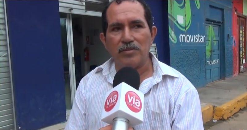 Propietario solicita apoyo a la PNP Para recuperar terreno invadido