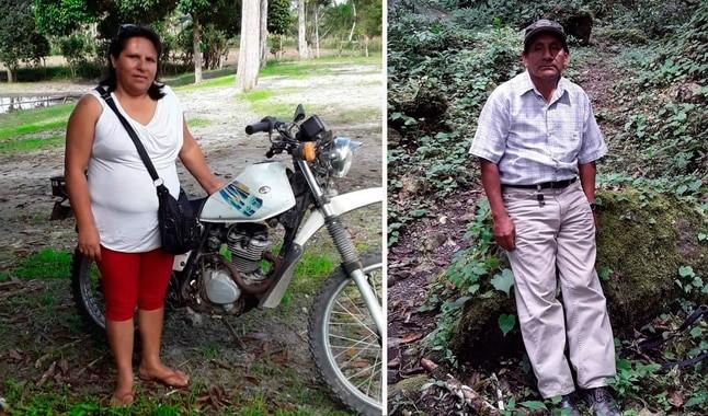 Rioja: sujeto habría prendido fuego a su pareja mientras dormía