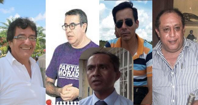 Conoce a los sentenciados que postulan al Congreso en San Martín