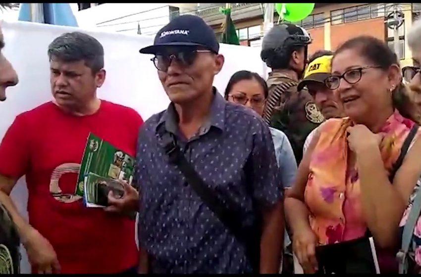 Tarapoto: diversas actividades por 31 aniversario de la PNP