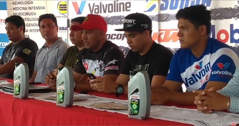 Anuncian la final del campeonato  Regional de enduro Cross Machete Extrem