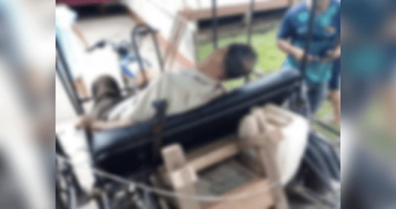 Desconocidos  disparan  al exalcalde  del distrito  del  Porvenir  Pelejo