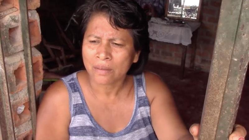 Mujer da a luz en su domicilio luego que la hicieran regresar del hospital