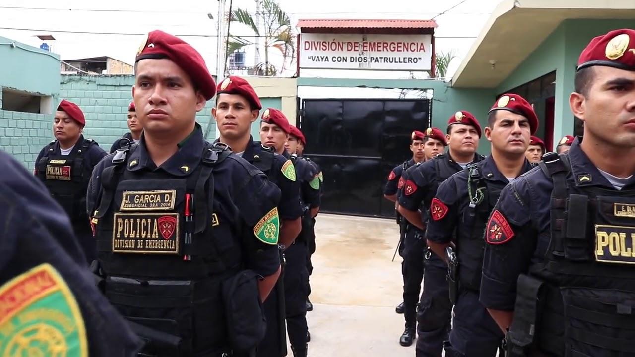 PNP tomó posesión de los locales de votación en el interior  de la región