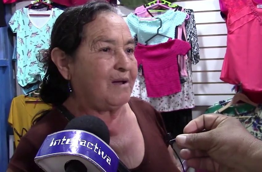 Alto Mayo: lluvia causa estragos en mercado central de Moyobamba