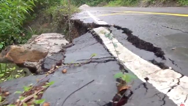 Solicitan al gobierno regional mejore  condiciones de vía principal a San Antonio