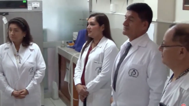 Anuncian compra de kits de reactivos para pruebas de casos de coronavirus