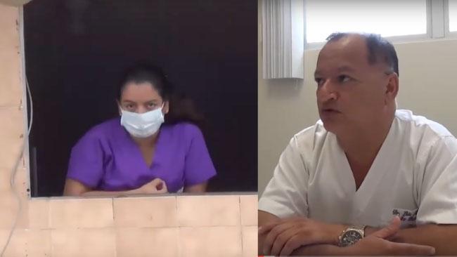 Tarapoto: Director de Hospital Regional confirma que llegarán especialistas en coronavirus