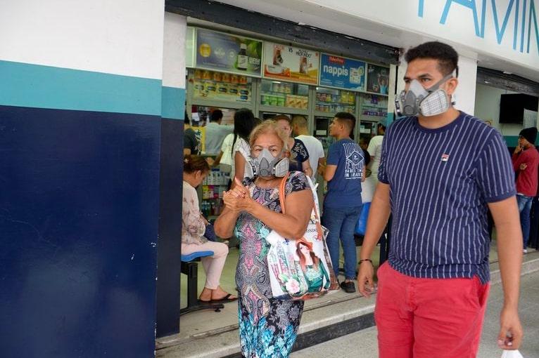 Preocupación en Ecuador por primer caso de coronavirus confirmado