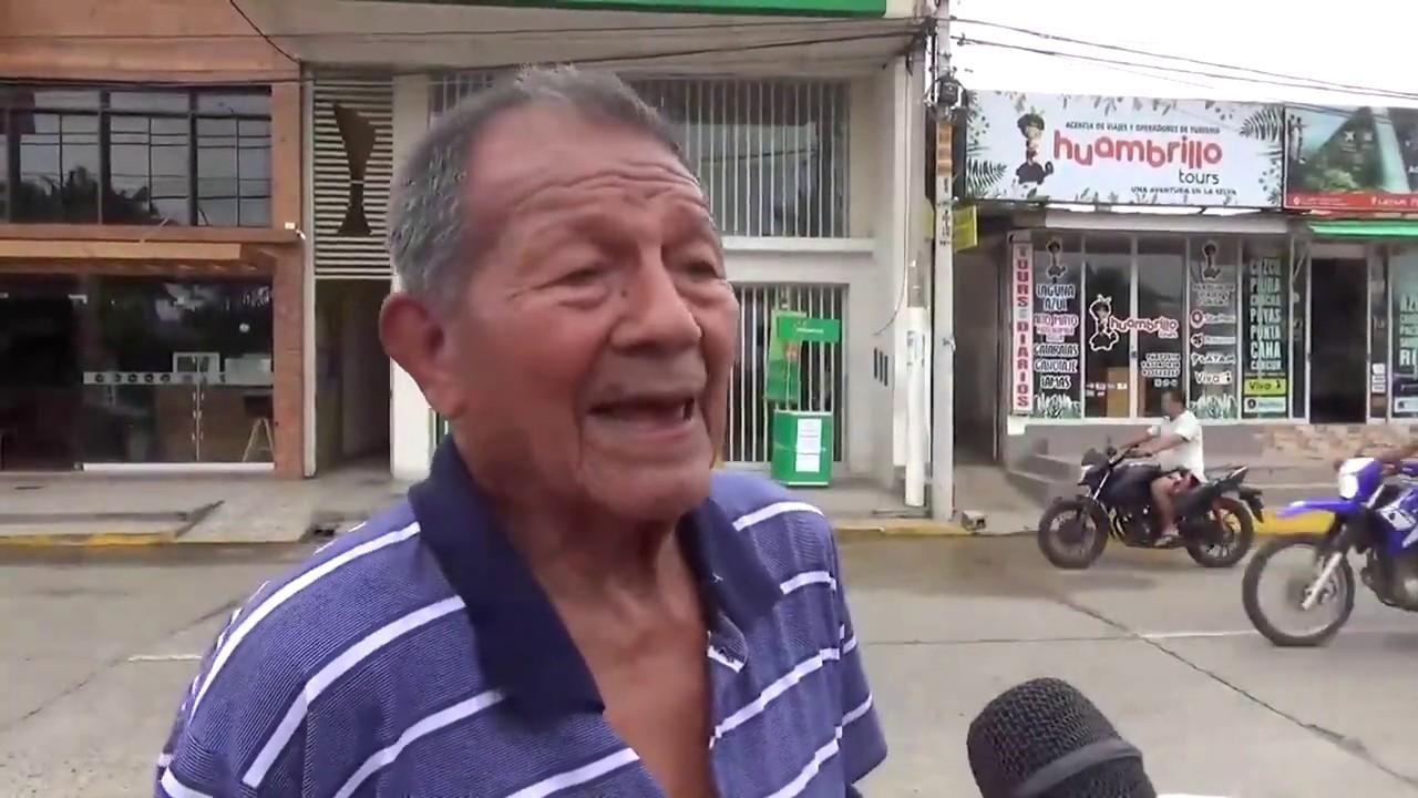 Exalcalde de Morales participa en marcha de protesta contra el alza de la tarifa de agua