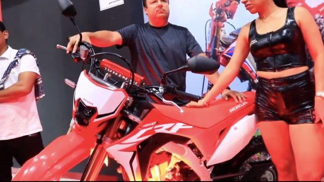 "Tarapoto: ""Finan Motors"" inaugura amplio local para la venta de motos Honda"