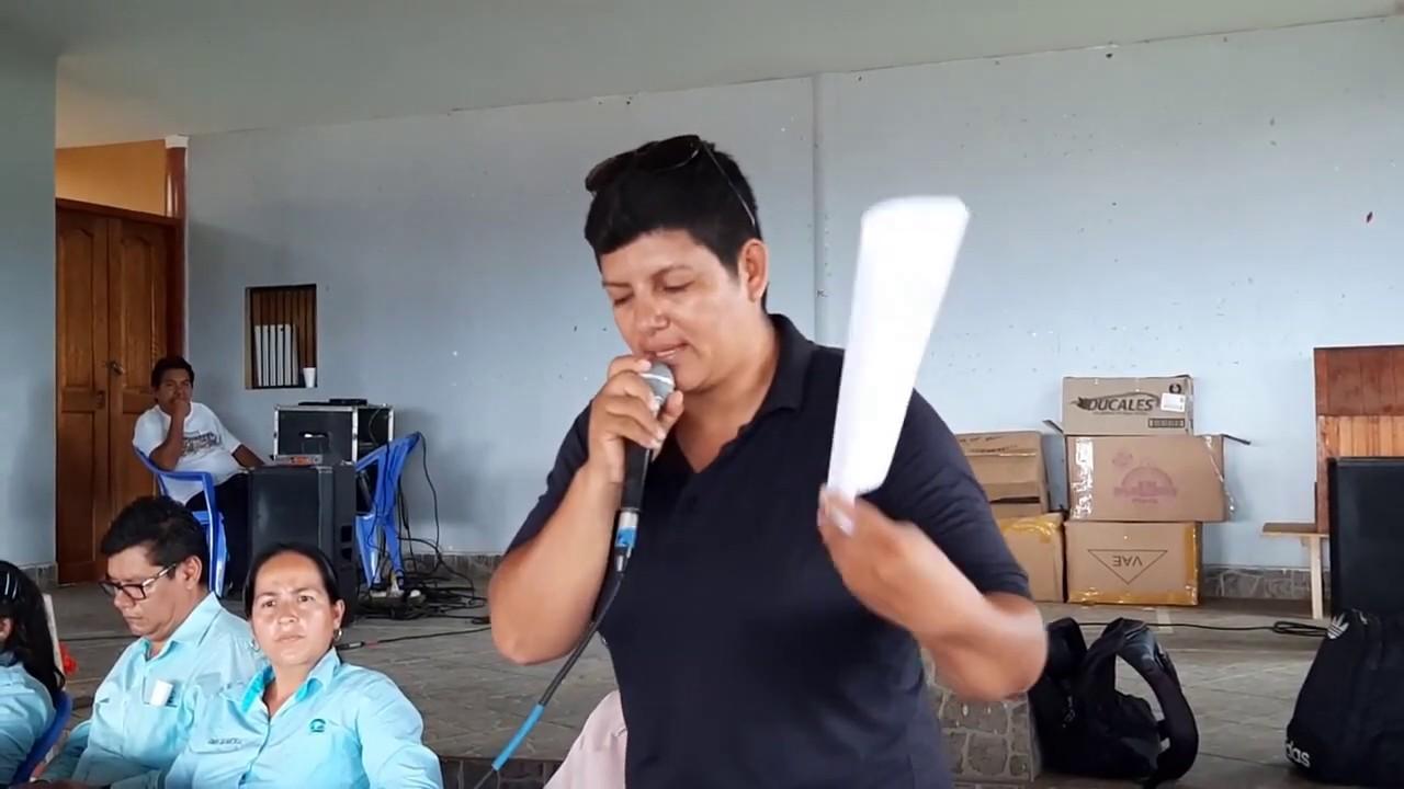 FRECIDES y Emapa acuerdan realizar asamblea en la plaza de Tarapoto