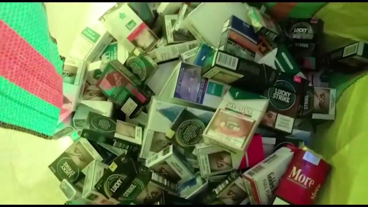 Nueva Cajamarca: incautan cigarrillos de contrabando por un valor de 23 mil soles