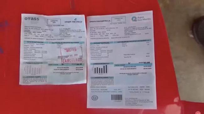 Tarapoto: alrededor de 2 mil usuarios de EMAPA sufrieron el incremento de tarifas de agua