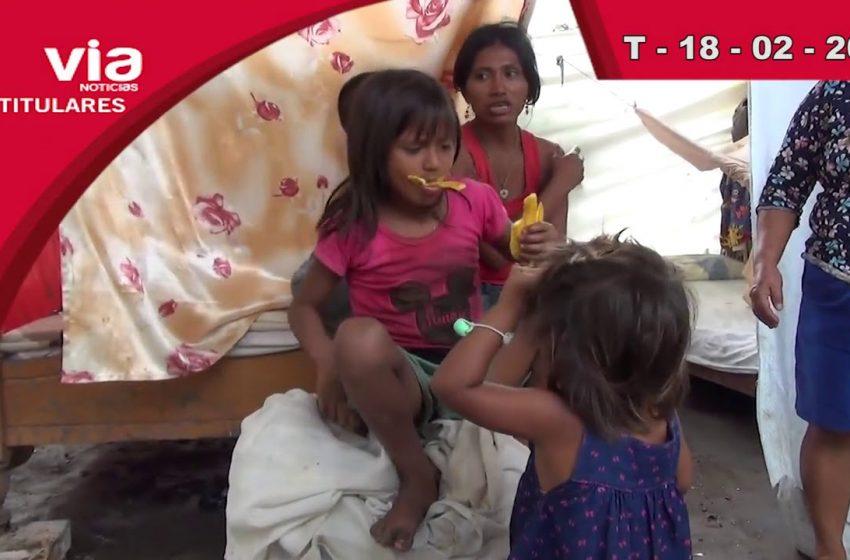 Titulares martes 18 de Febrero del 2020 – Tarapoto Perú