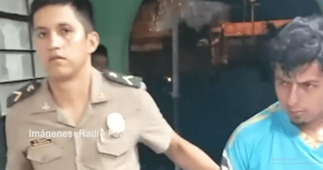 Picota: detienen a presunto violador de joven especial