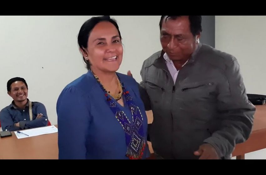 Virtual congresista electa agradece respaldo y confianza en las elecciones