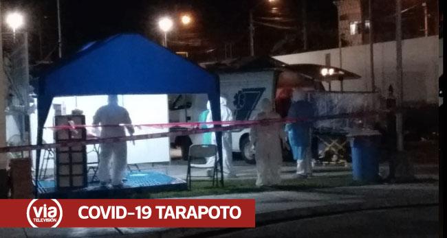 Tarapoto registra su primer fallecido por coronavirus