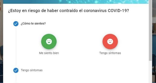 Red Asistencial Tarapoto crea aplicativo para personas con sospecha de covid-19