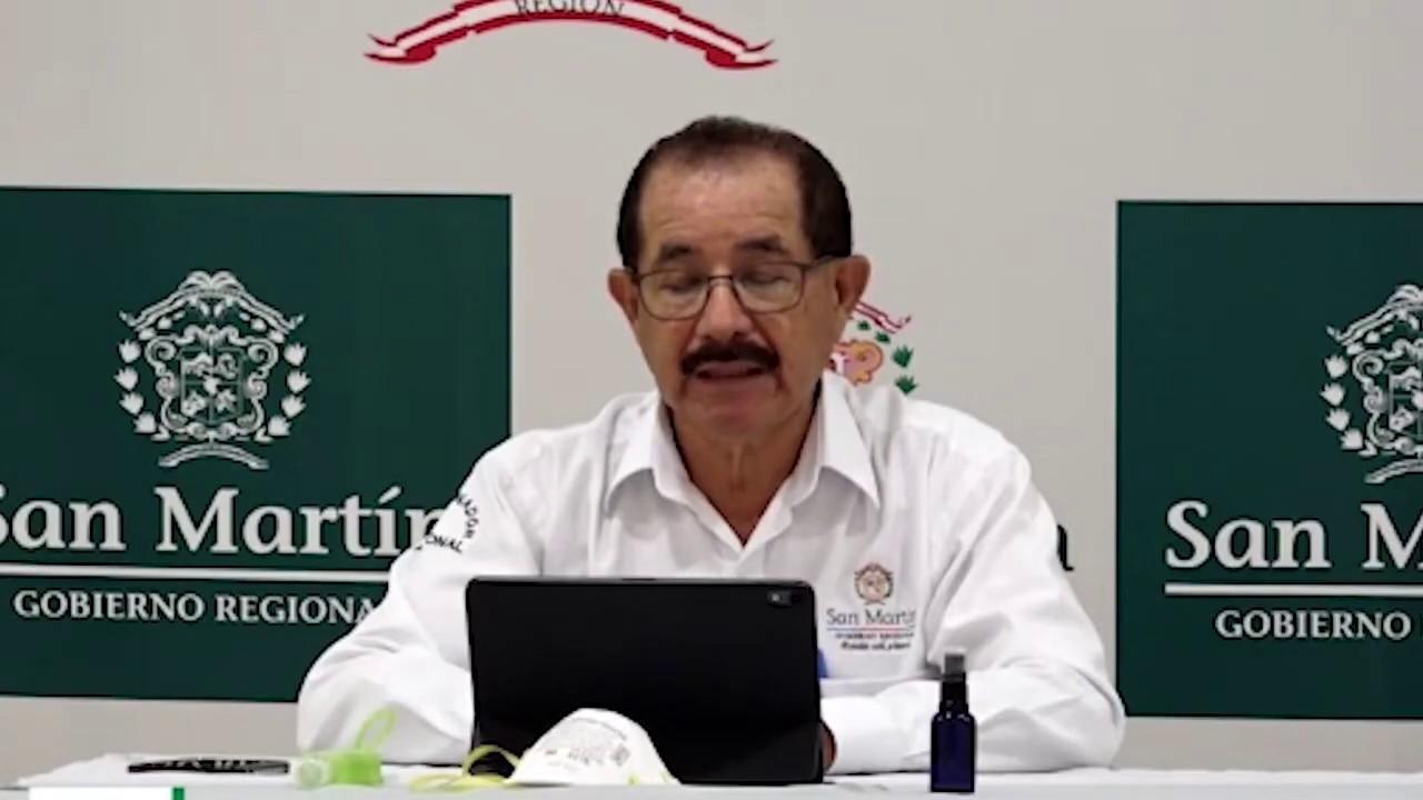 Dirigente arrocero está en desacuerdo con revocatoria de Pedro Bogarín