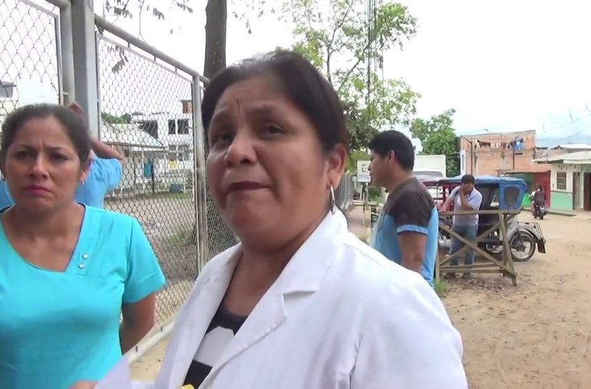 Médicos rechazan atención por  coronavirus por falta de implementos de bioseguridad