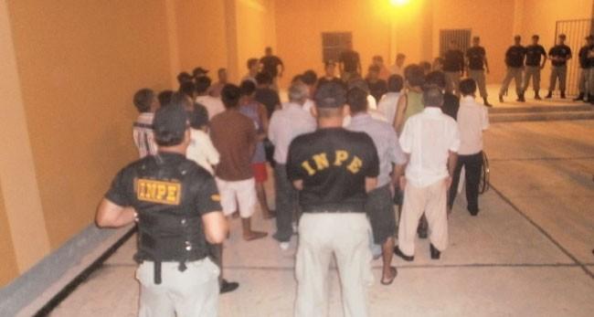 Fiscal Provincial se pronuncia sobre presunto motín en penal de Moyobamba