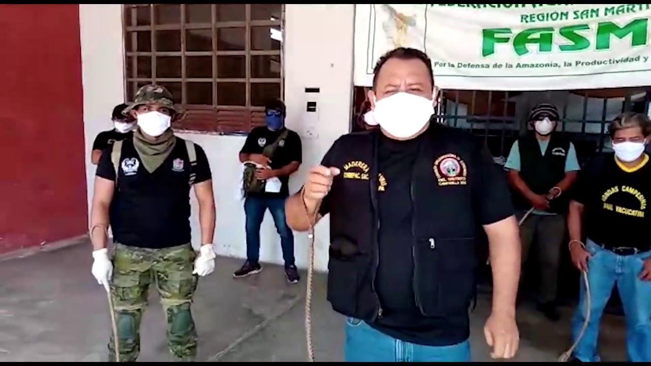 Ronderos anuncian patrullajes para hacer cumplir la orden de inamovilidad